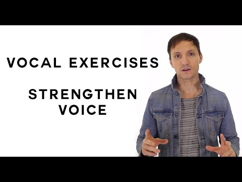 Vocal Exercises to Strengthen Voice