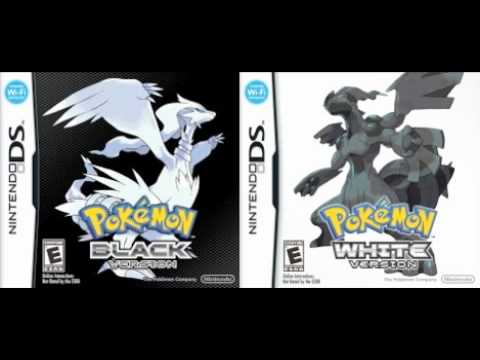Pokemon Black and White - Pokemon Emerald Rayquaza's Appearance