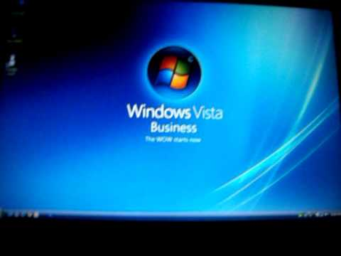 Windows Vista Business with Service Pack 2