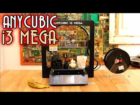 Wow - The Anycubic i3 MEGA