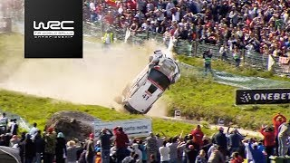 Rally de Portugal 2017: Top 5 Highlights
