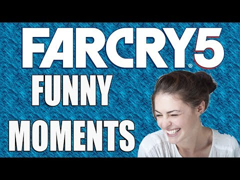 Far Cry 5 - Funny Moments #1 - with DamonMBK