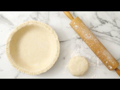 Basic Pie Dough for Apple Pie- Martha Stewart