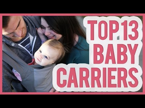 Best Baby Carrier 2018 – TOP 13 Baby Carriers