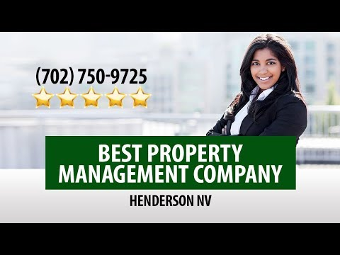 Best Property Management Company Henderson NV Review by Patricia D. (702) 750-9725