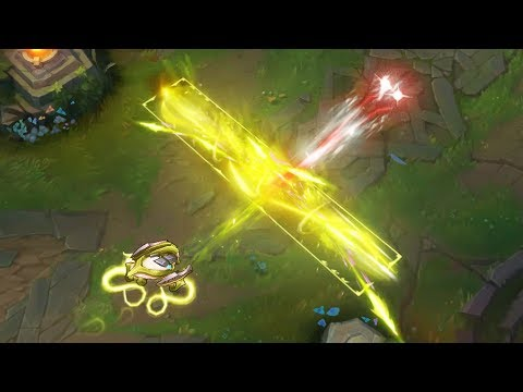 12 NEW CHAMPION ABILITIES That Didn't Make It Into League of Legends!