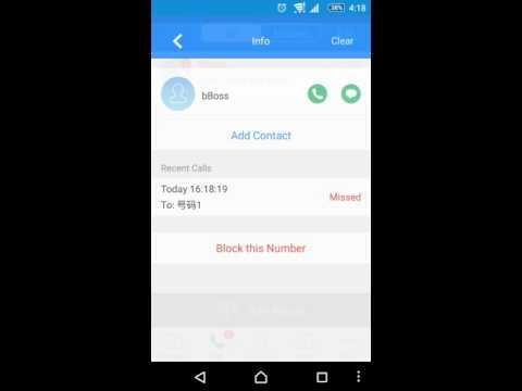 How to Block Unwanted and Private calling  on your Android Device