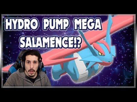 HYDRO PUMP MEGA SALAMENCE!? | VGC 2018 | Pokemon Ultra Sun & Ultra Moon