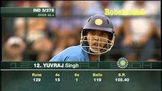 Yuvraj Singh 139 vs Australia *720p* SCG 2004