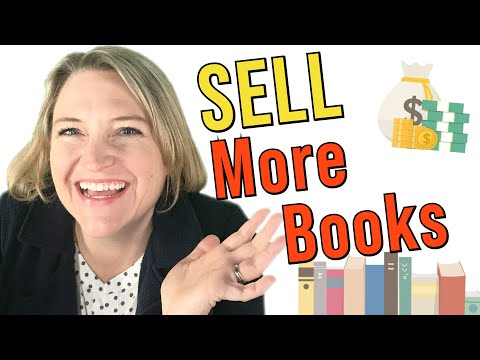 5 Ways to Sell Your Self Published Book
