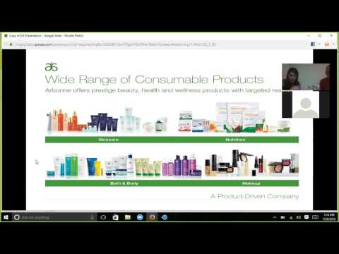 Discover Arbonne with Steve and Nikki July 2016