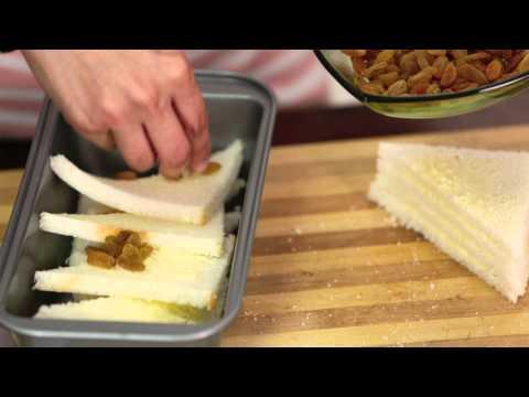 Bread Pudding   Easy 3 step recipe