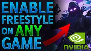 Nvidia Freestyle settings Videos - 9videos tv