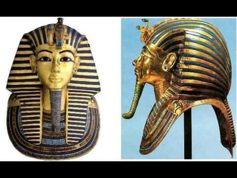 Pictures of Tutankhamun Mask