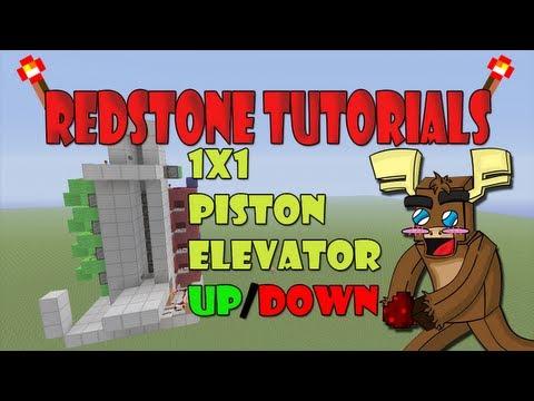 1x1 piston Elevator