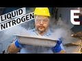 This is How You Cook With Liquid Nitrogen — You Can Do This!
