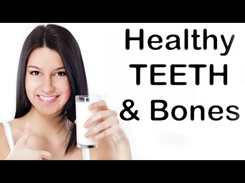 Top 15 Super Foods to Build Strong Bones and Teeth