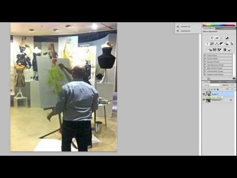 Photoshop CS5 - how to improve your images in 2 easy  tips