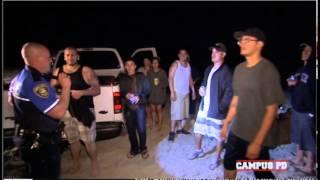 Corpus Christi Police - Spring Break Patrol - Raw Footage