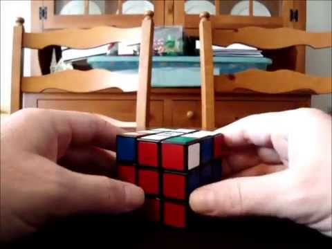 Solve Rubik's Cube without memorization - Part 1 - Introduction (easy method)