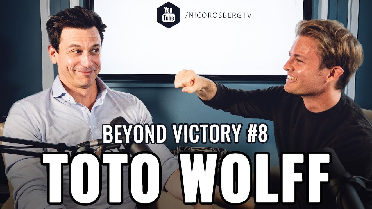 TOTO WOLFF | Inside The Mind Of A Five Time F1 World Champion | Beyond Victory #8