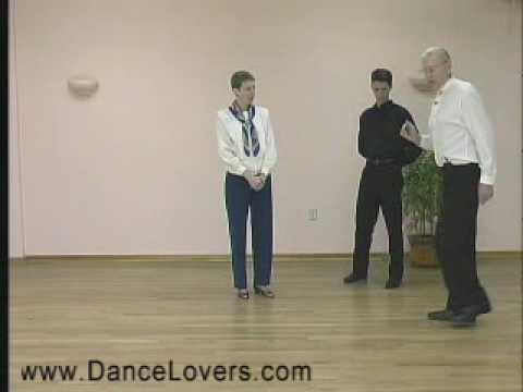 Learn to Dance the Beginning/Intermediate Shag - Ballroom Dancing