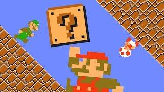 Super Mario Bros  FanGame Development ShowCase 161209