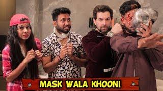 Mask wala Khooni | Feat Neil Nitin Mukesh | BakLol Video
