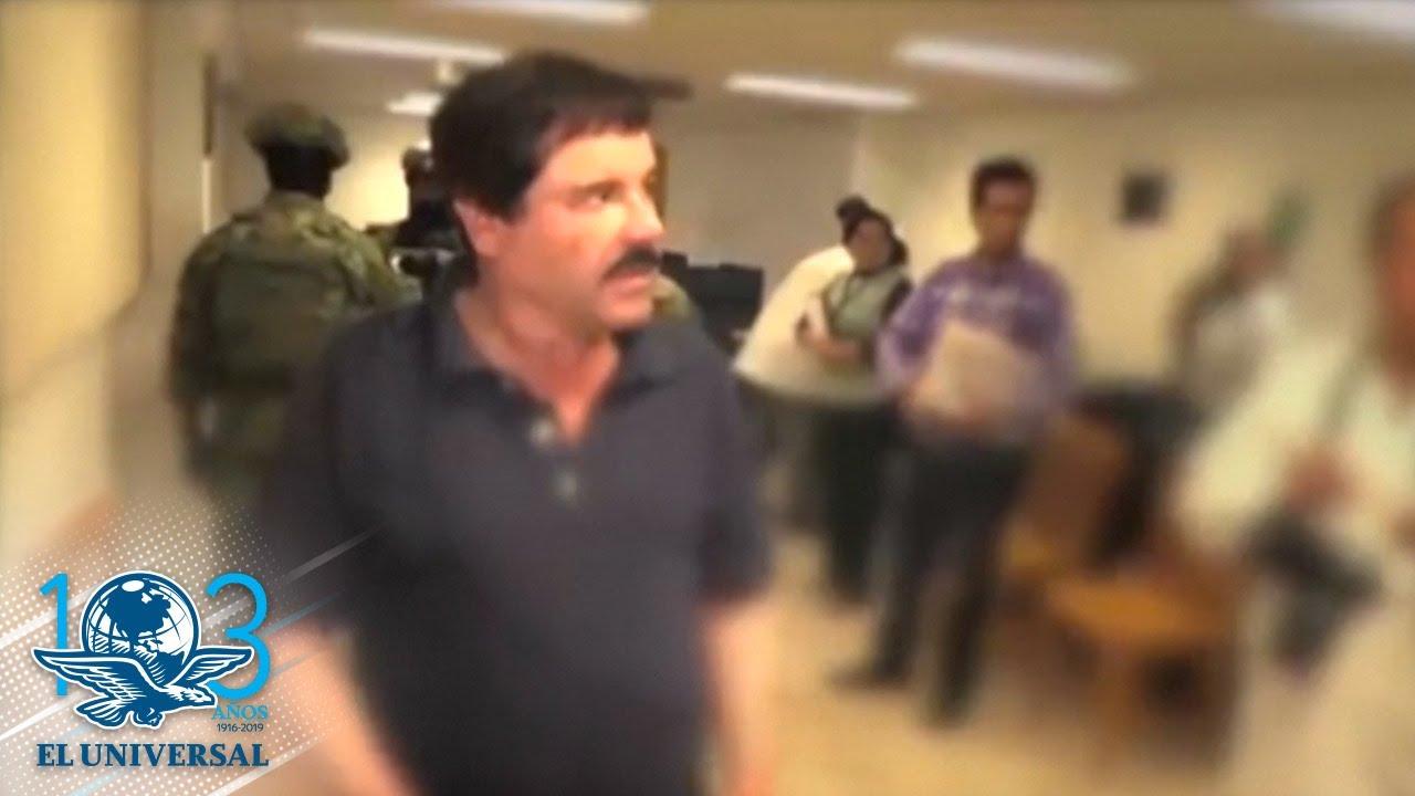 """Así se escuchaba """"El Chapo"""" cuando negociaba traslados de cocaína"""