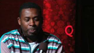 GZA on Q TV