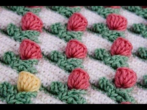 Crochet Stitches |crochet stitches for blankets| 2