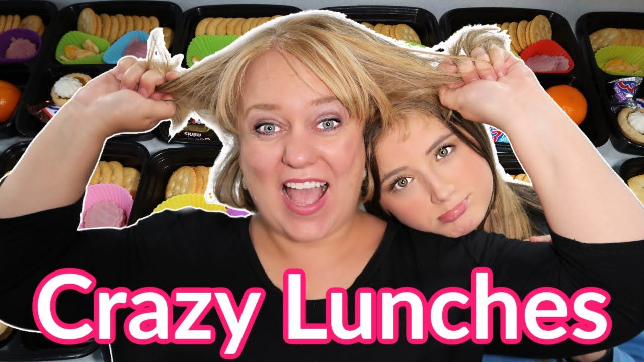School Lunches! | We Forgot! | We Are In A Hurry! | Bento Lunch Idea!