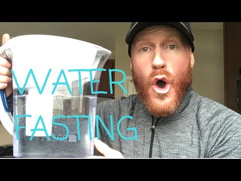 WATER FASTING / How Long, How Often