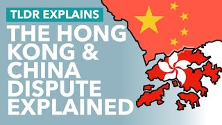 Hong Kong's New Security Law: The Hong Kong and China Dispute Explained - TLDR News