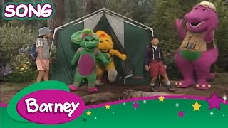 Barney - A Camping We Will Go (SONG)