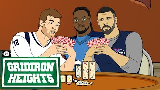 Tom Brady Was Shocked to Play on Wild Card Weekend   Gridiron Heights S4E19