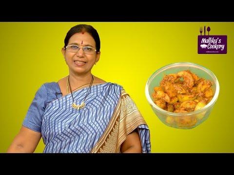SPICY GOOSEBERRY PICKLE : Mallika Badrinath | Amla Thokku Recipe