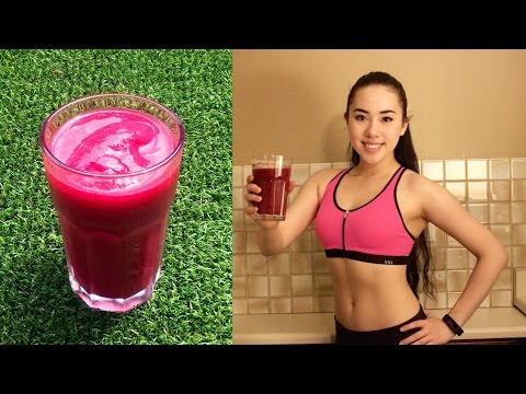 🍓 LOST 10 LBS in 2 WEEKS - WEIGHT LOSS SUPER SMOOTHIE RECIPES! 🍷