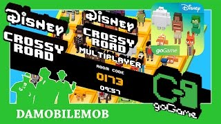 ★ DISNEY CROSSY ROAD MULTIPLAYER - DCR SEA by GoGame   Disney Crossy Road Multiplayer #2