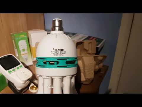 Fake chinese CFL bulbs AVOID!!! 👎(Part 2)