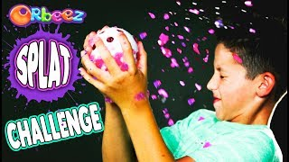 Orbeez BALL Challenge! | Official Orbeez