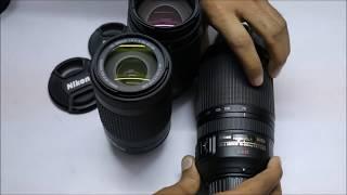 Nikon 70-300mm AF-P, AF-S and AF which lens is better ?