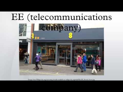 EE (telecommunications company)
