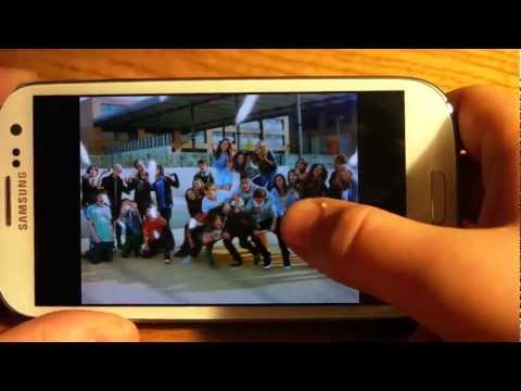 How To Remove Yellow Square from People's Faces on Samsung Galaxy S3 and s3 mini