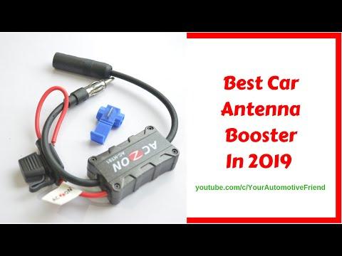 Best Car Antenna Booster 2018