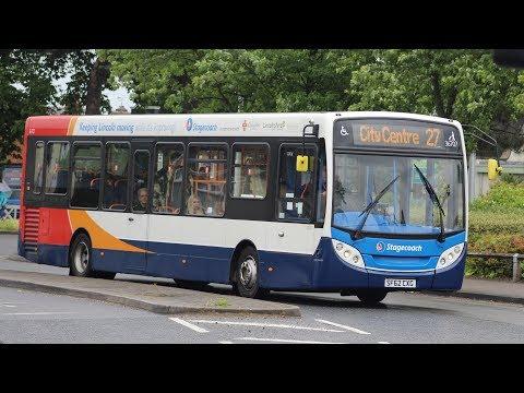 Stagecoach East Midlands   ADL Enviro 200/Dart SLF 4   27 to City Centre   36707 (SF62CXG)