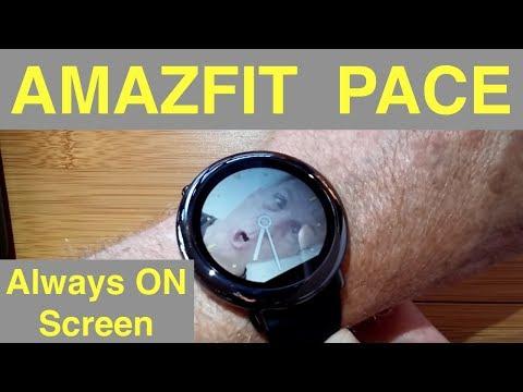 XIAOMI AMAZFIT PACE Fitness Smartwatch: How To Add Custom