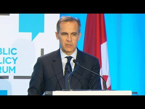 Automation 'could increase inequality' says Mark Carney