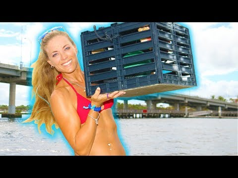 Fishing for Stone Crabs! How To Go CRABBING in Florida!