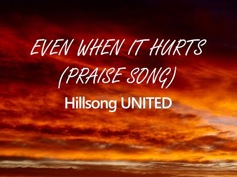 Download Even When It Hurts (Praise Song) Instrumental